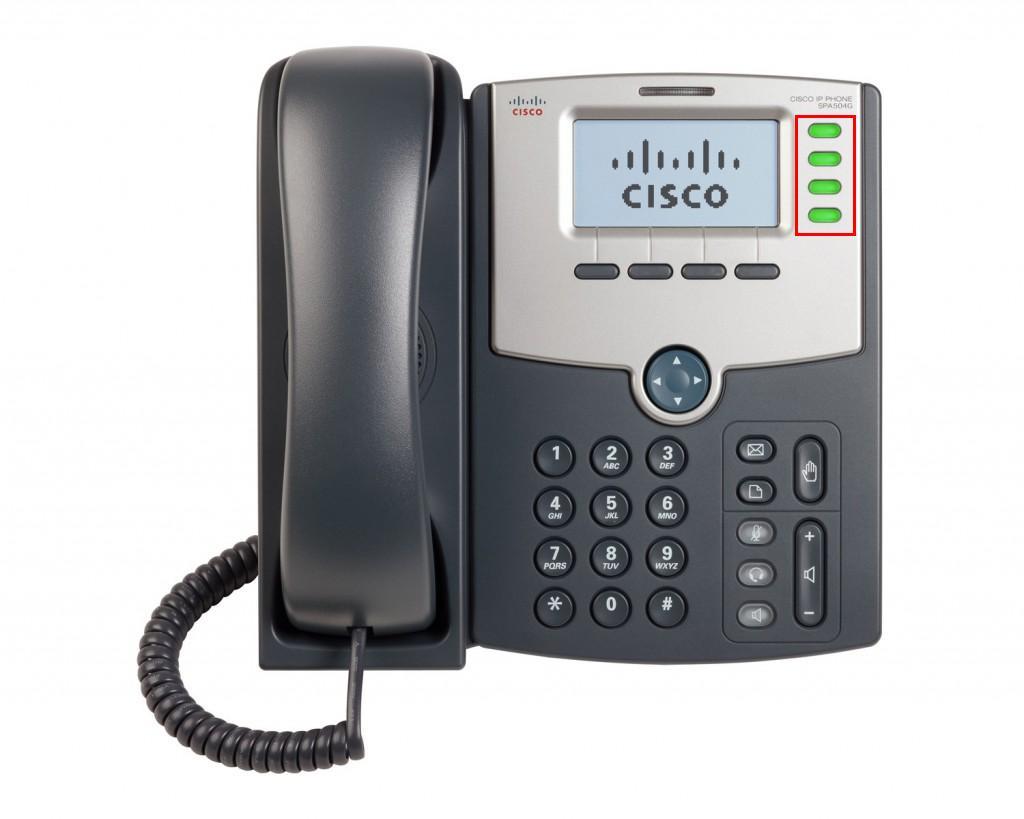 краткая инструкция на русском языке cisco ip phone spa525g